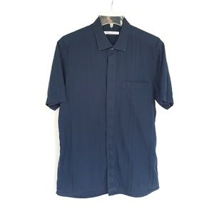 ⚡Blue Kenneth Cole Button Up Shirt